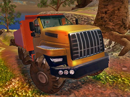 Play OffRoad Truck Simulator Hill Climb Now!