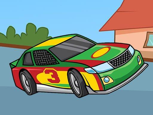Play Speed Cars Jigsaw Now!
