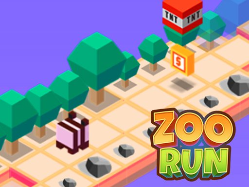 Play Zoo Run Now!