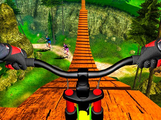Play Offroad Cycle 3D Racing Simulator Now!