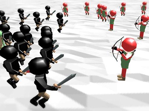 Play Stickman Simulator: Final Battle!! Now!