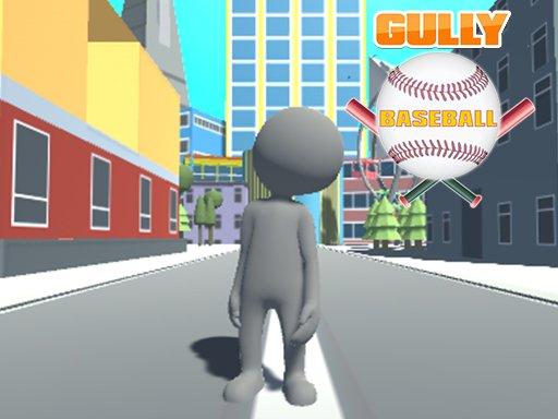 Play Gully Baseball Now!