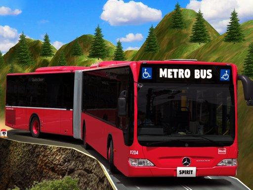 Play Metro Bus Simulator Now!
