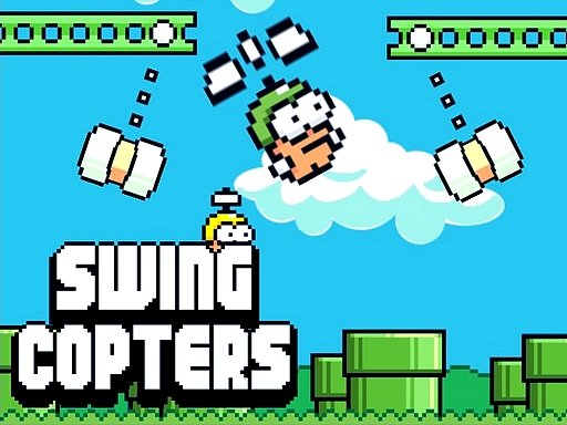 Play Swing Copters Now!
