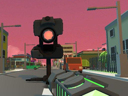 Play Robot Mania Now!