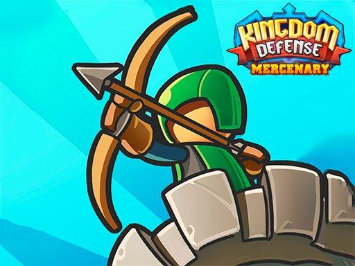 Play Kingdom Defence: Mercenary Now!