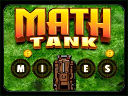 Play Math Tank Now!