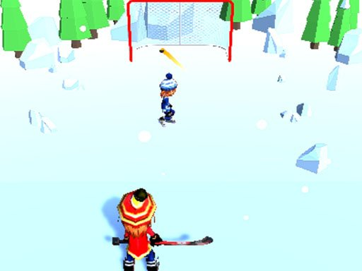 Play Hockey Challenge 3D Now!