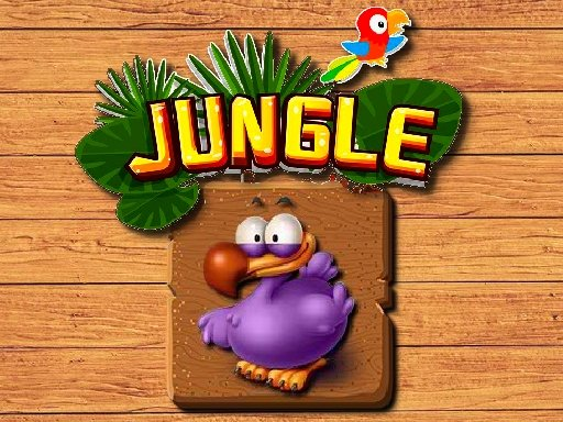 Play Jungle Matching Now!