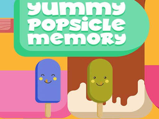 Play Yummy Popsicle Memory Now!