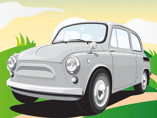 Play Vintage German Cars Jigsaw Now!