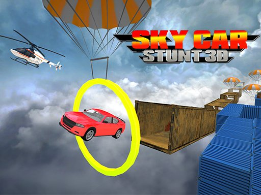 Play Sky Car Stunt 3D Now!