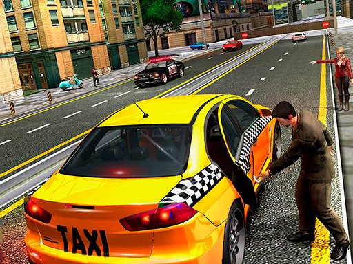 Play London Taxi Driver Now!