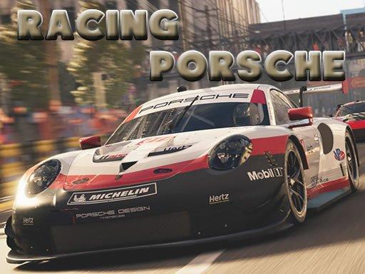Play Racing Porsche Jigsaw Now!