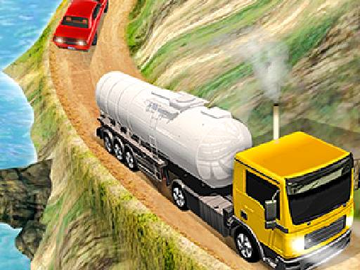 Play Oil Tankers Transporter Truck Now!