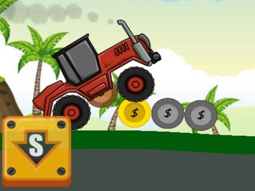 Play Hill Climb Tractor 2020 Now!