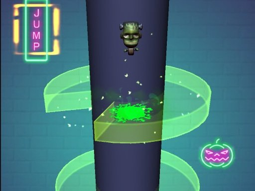 Play Scary Helix Now!