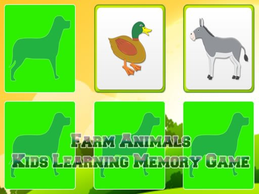 Play Kids Learning Farm Animals Now!