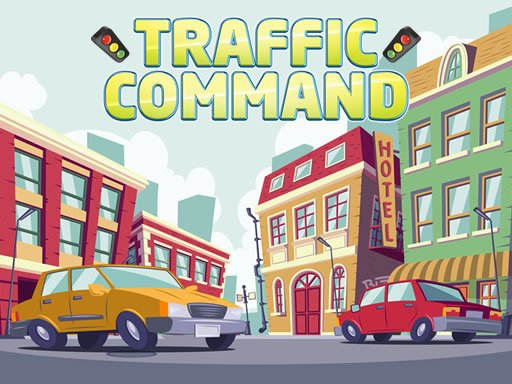 Play Car Traffic Command Now!