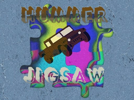Play Hummer Truck Jigsaw Now!