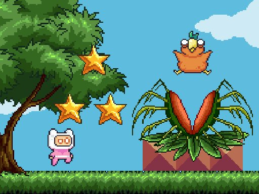 Play Super Jesse Pink Now!