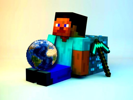 Play Minecraft Earth Survival Now!