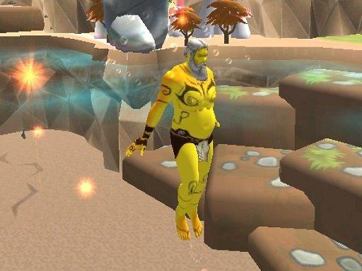 Play Aqua Man Sea Fight Now!