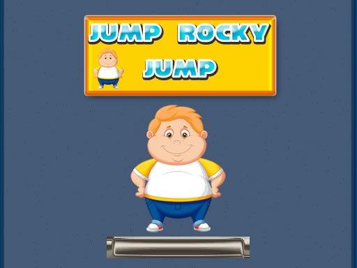 Play Jump Rocky Jump Now!