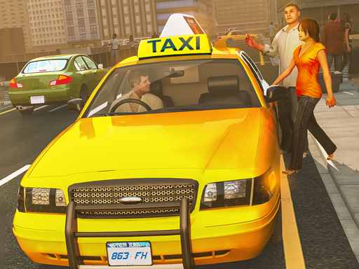 Play Taxi Driver Simulator 3D Now!
