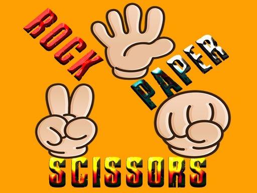 Play Rock  Scissors Paper Now!