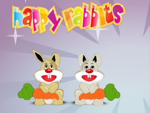Play Happy Rabbits Game Now!