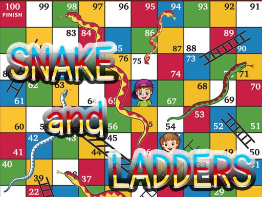 Play Snake and Ladders Game Now!