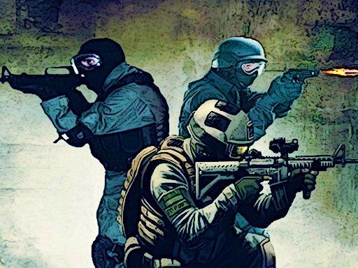 Play Commando Now!