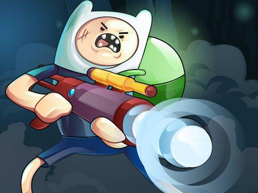 Play  The Adventure of Finn & Bonnie Now!