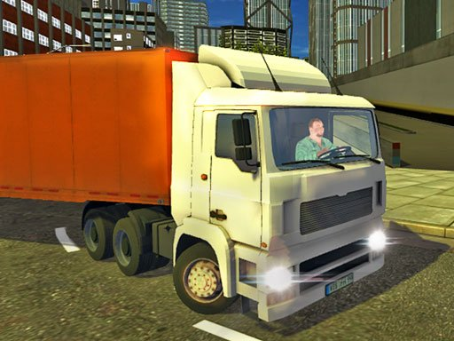 Play Real City Truck Simulator Now!