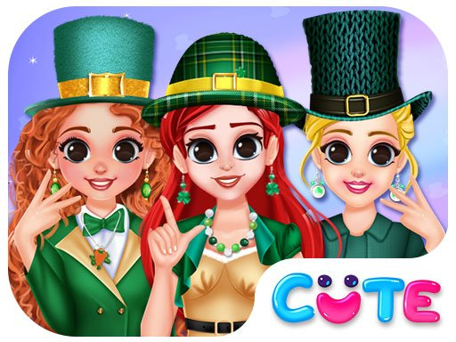 Play BFF St. Patricks Day Preparation Now!