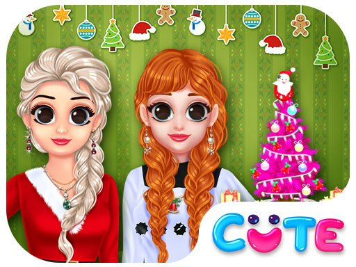 Play Princess Ready For Christmas Now!