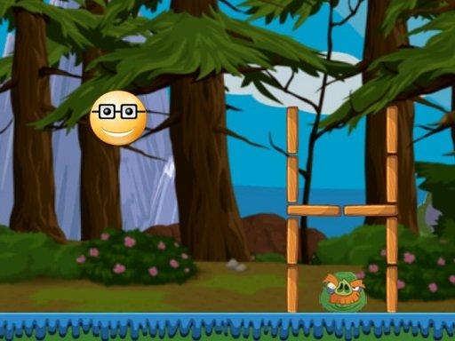 Play Angry shooting Emoji Now!