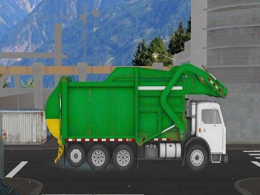 Play Garbage Truck Sim 2020 Now!
