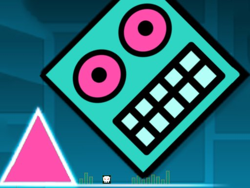 Play Geometry Dash Mr Dubstep Now!