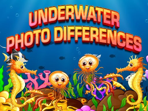Play Underwater Photo Differences Now!