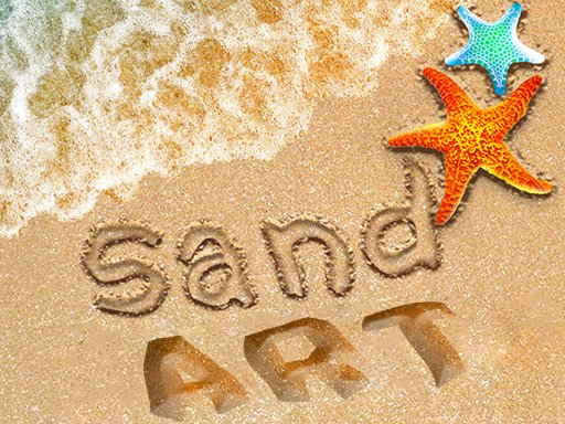 Play Sand Art Now!