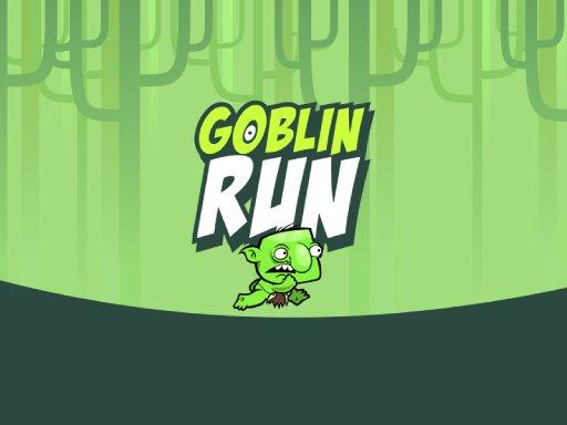Play Goblin run Now!