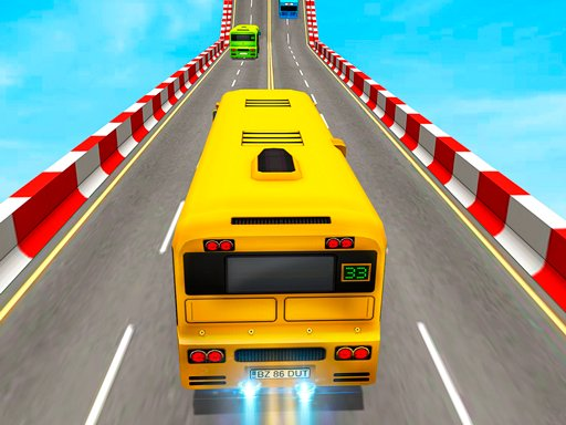 Play Impossible Bus Stunt 3D Now!