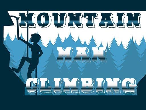Play Mountain Man Climbing Now!