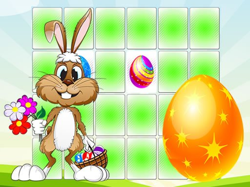 Play Happy Easter Memory Now!