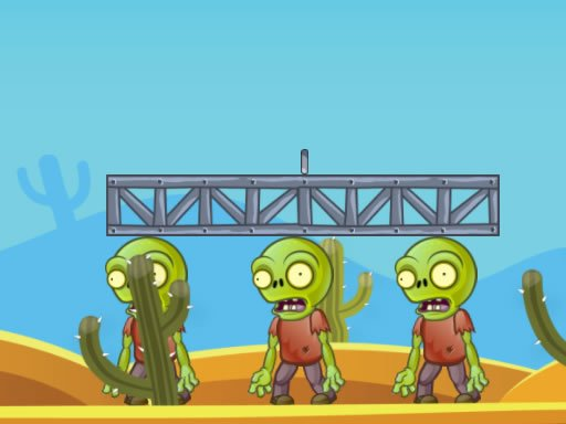 Play Shoot The Zombies Now!