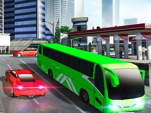 Play Bus Simulator: City driving Now!