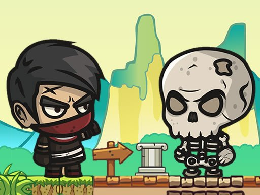 Play Chibi Hero Adventure Now!