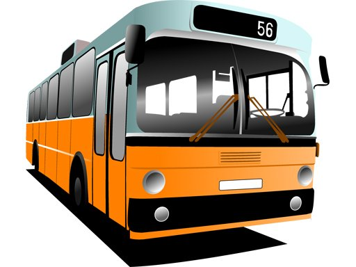 Play Cartoon Bus Puzzle Now!